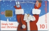 Christmas 1999 General Issue Callcard (front)