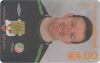 Alan Kelly World Cup 2002 Callcard (front)