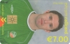 Robbie Keane World Cup 2002 Callcard (front)