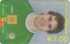 Kevin Kilbane World Cup 2002 Callcard (front)