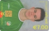 Ian Harte World Cup 2002 Callcard (front)