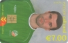 Roy Keane World Cup 2002 Callcard (front)