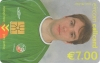 Jason McAteer World Cup 2002 Callcard (front)